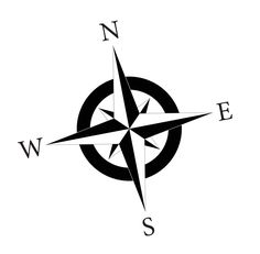 236x231 Compass Rose Clipart Cream, Turquoise And Copper Nautical