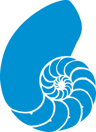 190x260 Nautilus Shell Silhouette Art By Azza1070 Spreadshirt