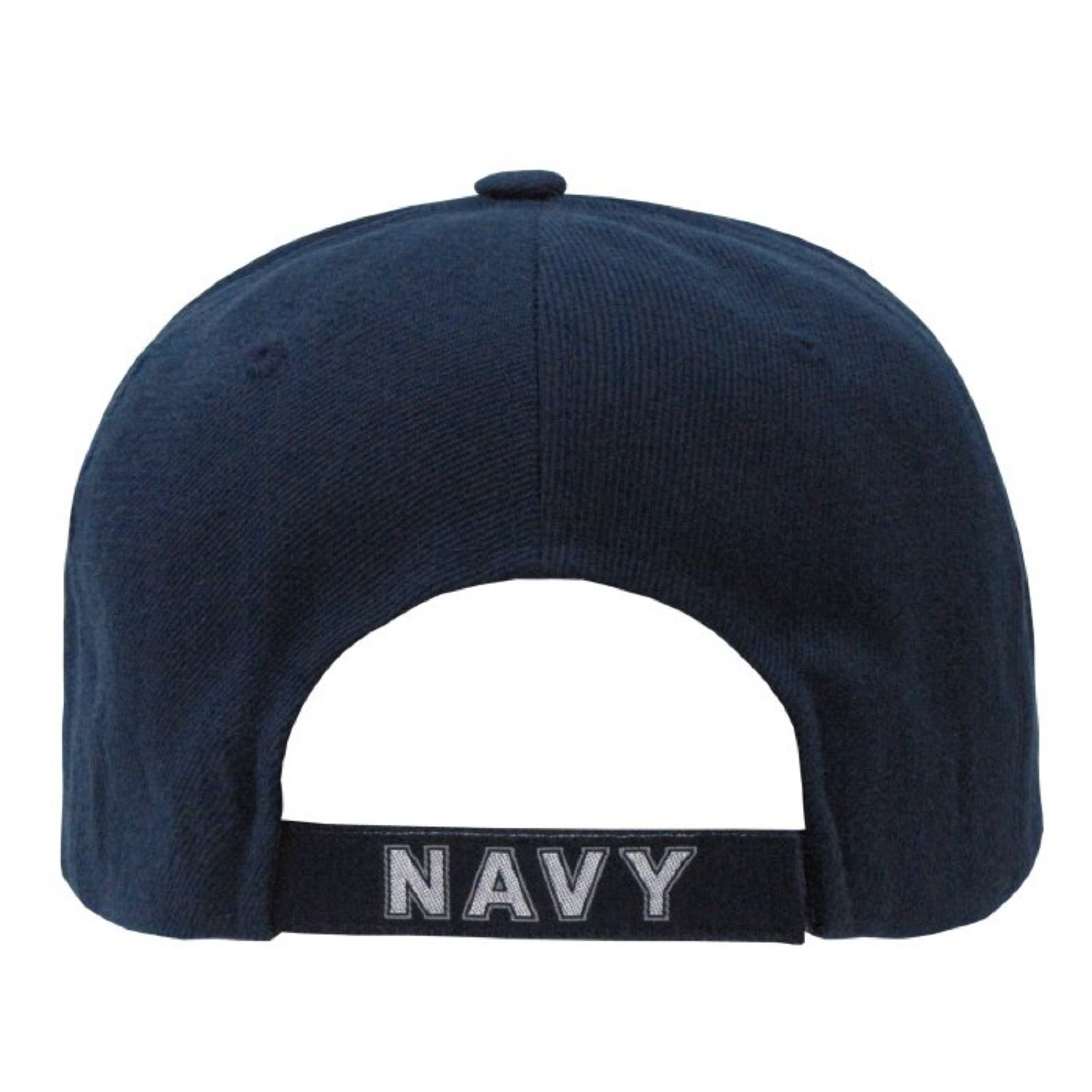 1500x1500 Us Navy Text Embroidered Military Baseball Cap Hat By