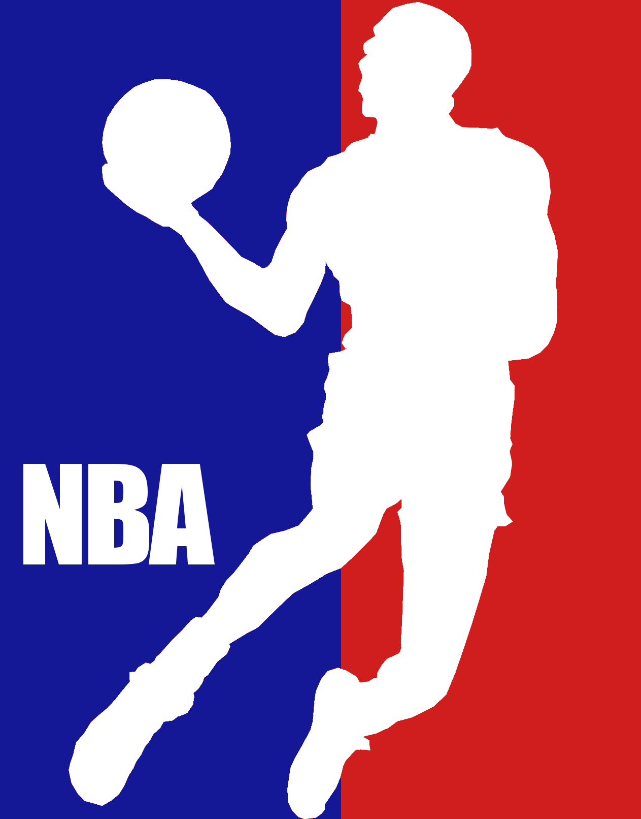 1263x1612 Nba Logo Backgrounds Group