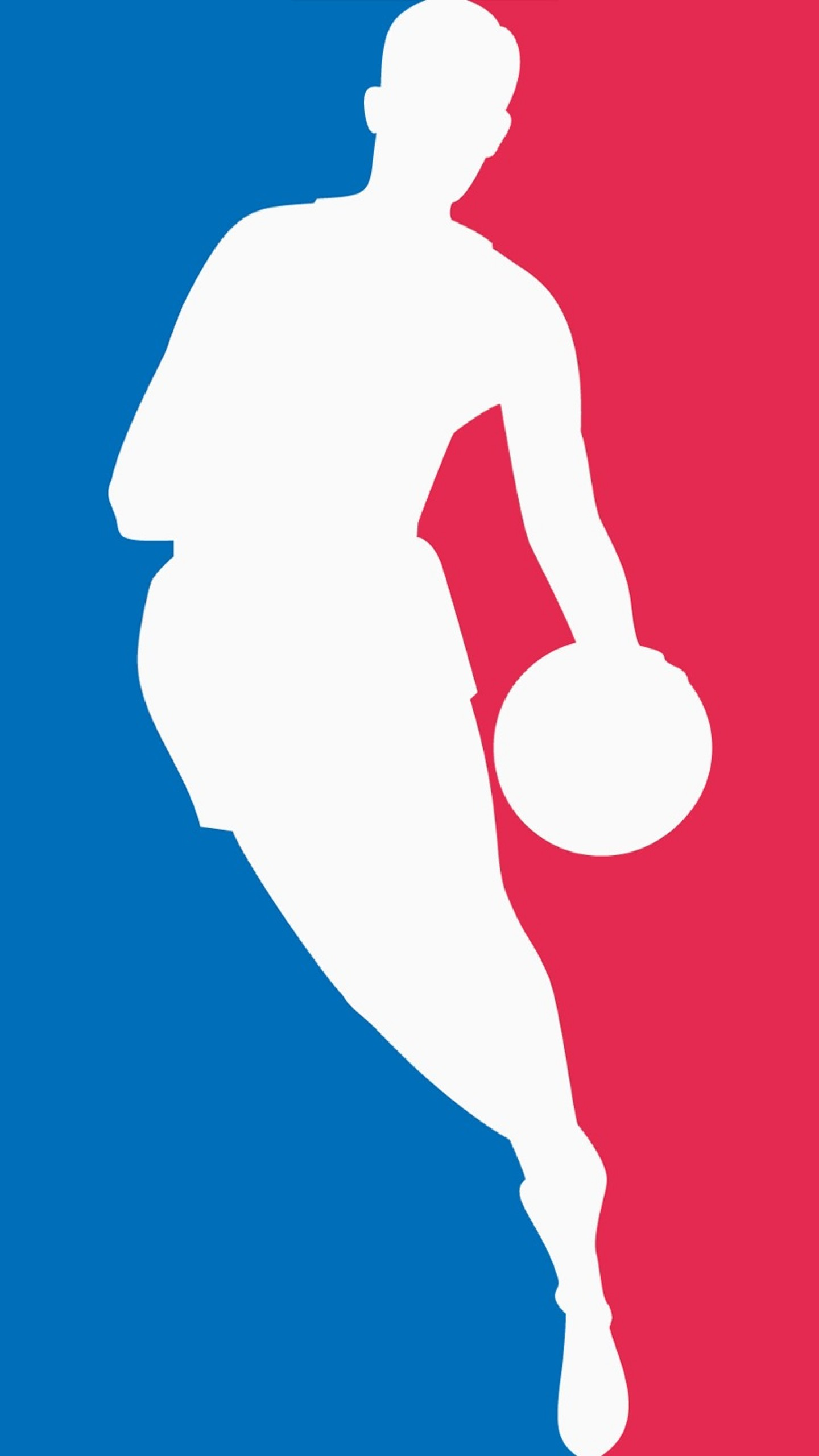 1440x2560 Wallpaper Nba, National Basketball Association, Logo, Hd, Sports
