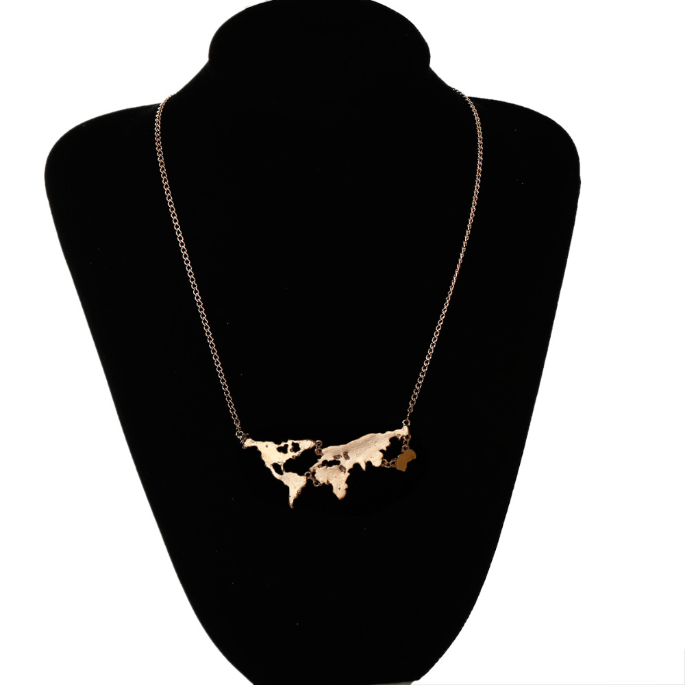 Necklace Silhouette