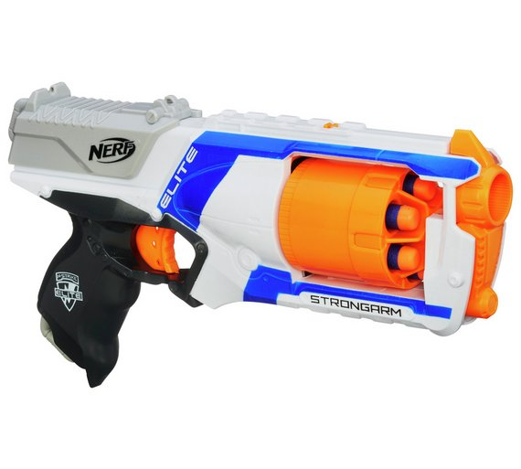 570x513 Custom Nerf Guns Ian Dow Wright