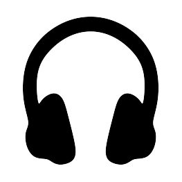263x262 Free Svg Headphones Silhouette Cricut Silhouettes