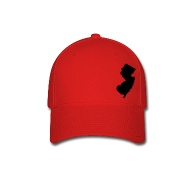 190x190 New Jersey Silhouette By Awesomenj Spreadshirt