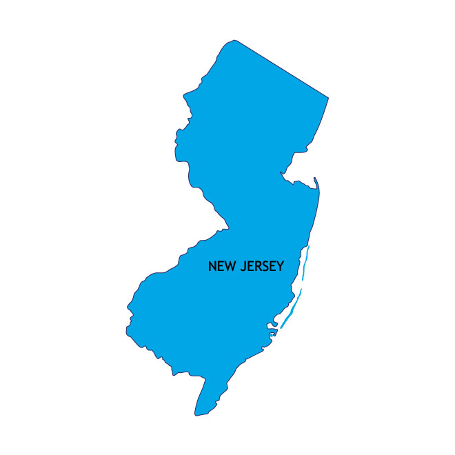 660x660 31 Awesome New Jersey Map Vector