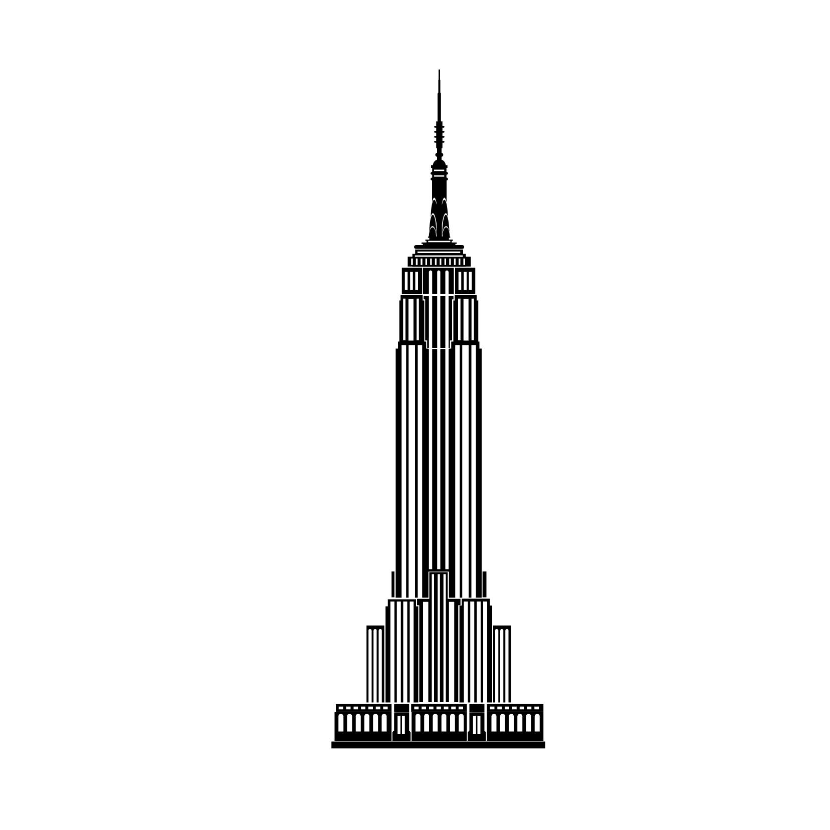 1656x1656 Empire State Building New York City Empire State