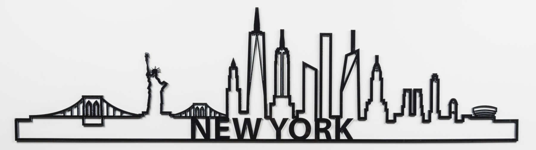 1800x504 Skyline New York Skyline New York Backgrounds