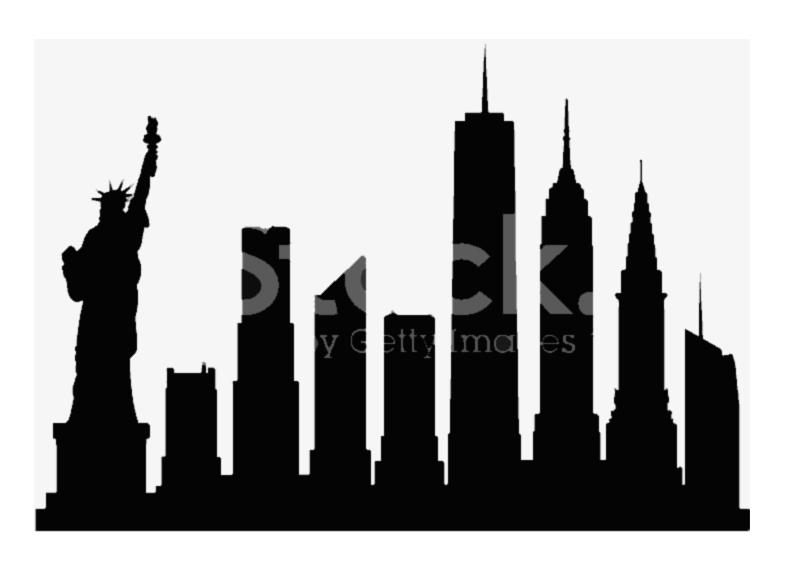 792x576 New York Skyline Template