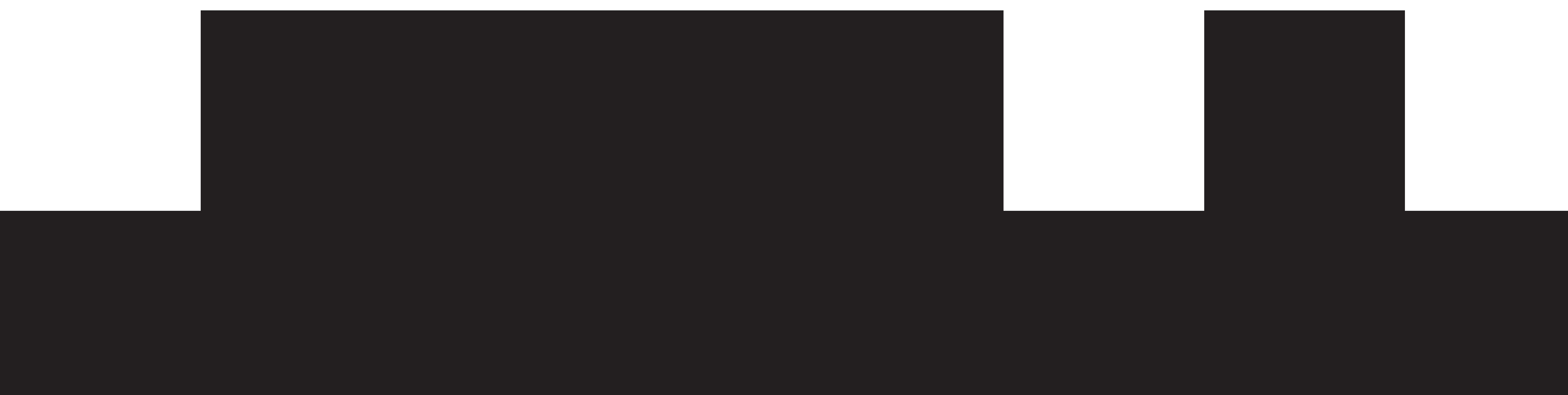 8000x2018 New York City Silhouette Skyline
