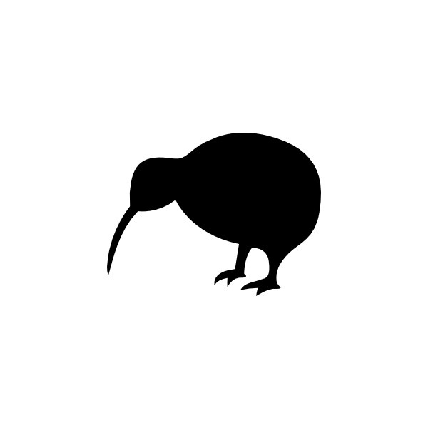 600x600 Kiwi Clipart Kiwi Bird