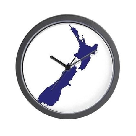 460x460 New Zealand Wall Clocks