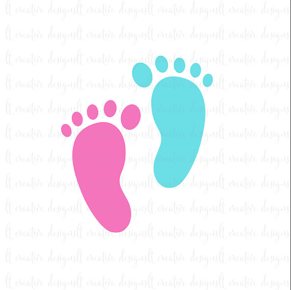 570x567 Baby Feet Svg Baby Feet Baby Svg Baby Shower Svg Newborn