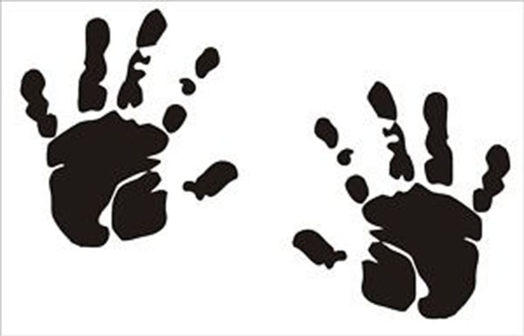 Newborn Silhouette At Getdrawingscom Free For Personal Use