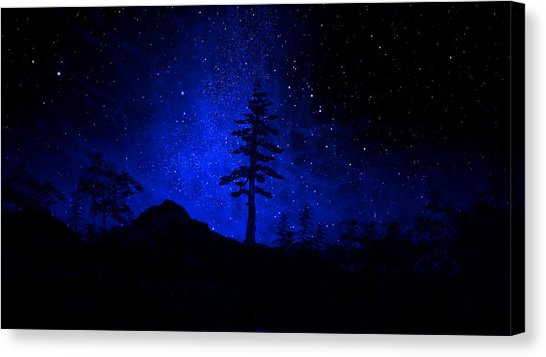 546x357 Night Sky Murals Canvas Prints Fine Art America