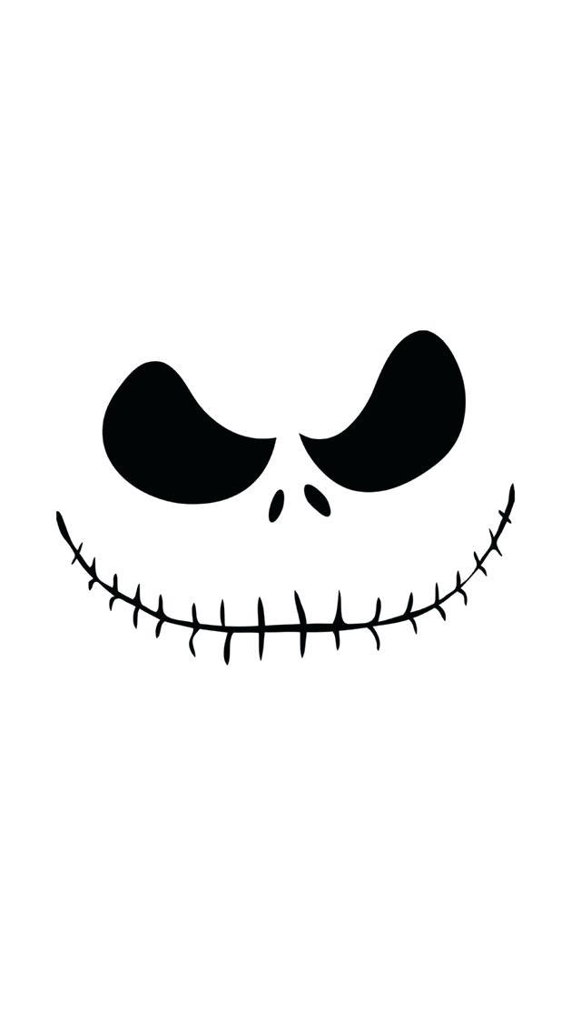 640x1136 Jack Skellington Silhouette List Nightmare Before Christmas Jack