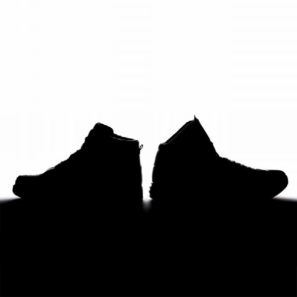 600x600 Nike X Undefeated Silhouette Sneakers