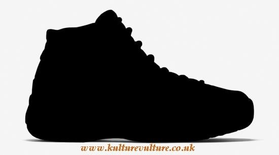 550x305 Nike Sneaker Silhouette Kulturevulture.co.uk