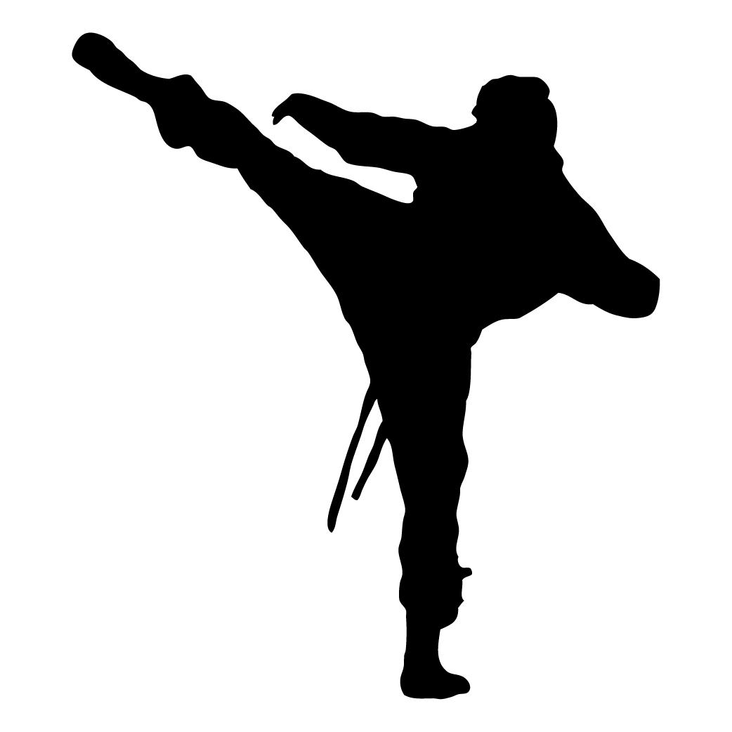 1042x1042 Ninja Silhouette