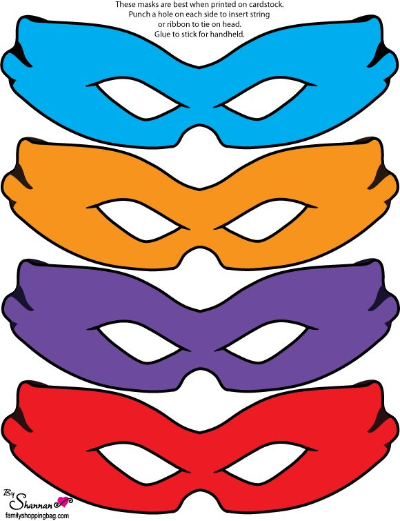 Ninja Turtle Face Silhouette at GetDrawings.com | Free for personal ...