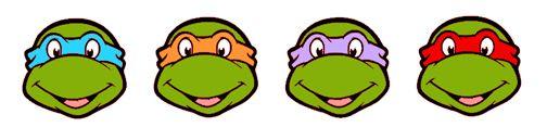 504x117 Ninja Turtles Svg Files Ninja Turtles, Turtle
