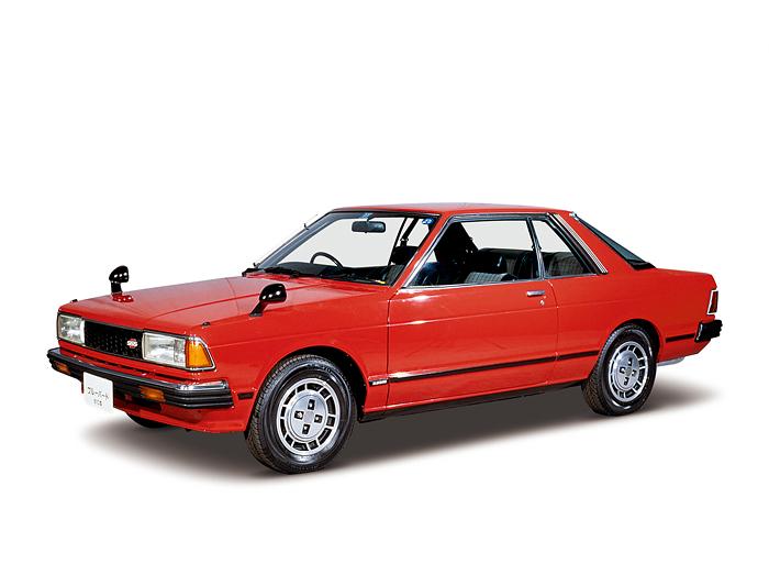 700x533 Nissan Heritage Collection Datsun Bluebird 1800sss