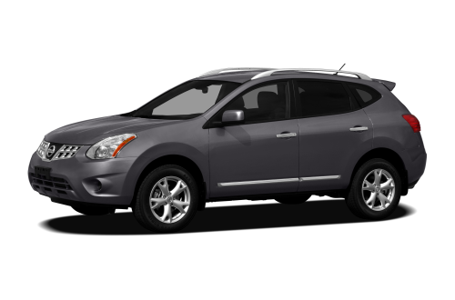 500x330 2011 Nissan Rogue Overview