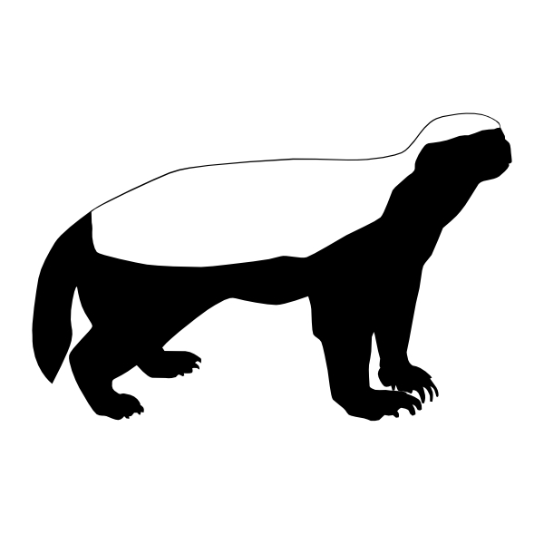 600x600 Honey Badgers Band