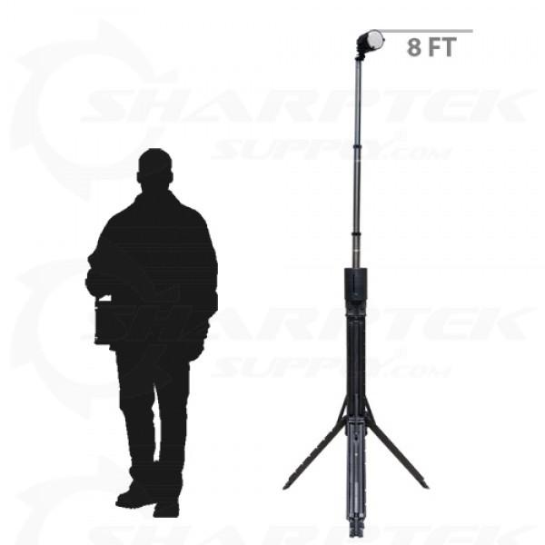 600x600 Transformer Portable Area Spot Amp Scene Light