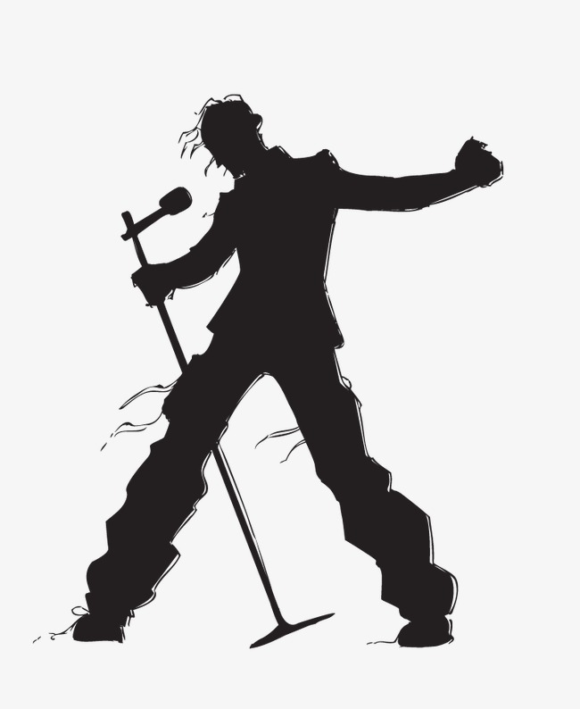 650x794 Music Silhouette Figures, Music, Character, Sketch Png And Vector