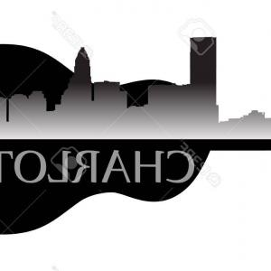 300x300 Photocharlotte North Carolina City Skyline Silhouette Vector