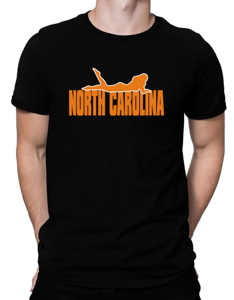783x1000 Silhouette North Carolina Men T Shirt