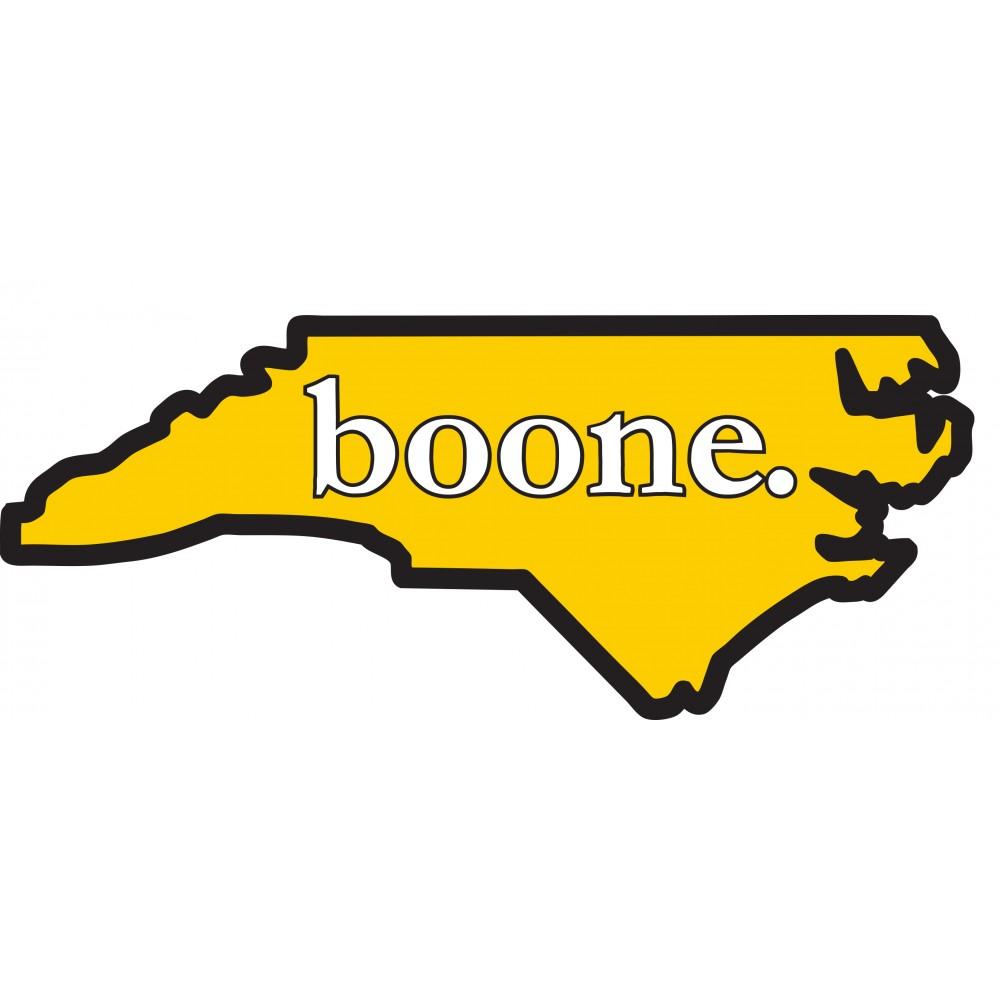 1000x1000 Boone. Decal