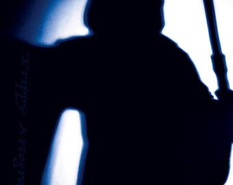 340x270 Obi Wan Silhouette Etsy