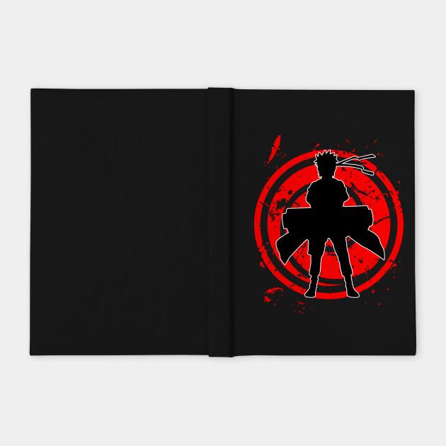630x630 Naruto Of Konoha Silhouette