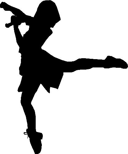 416x500 Lindsey Stirling Silhouette