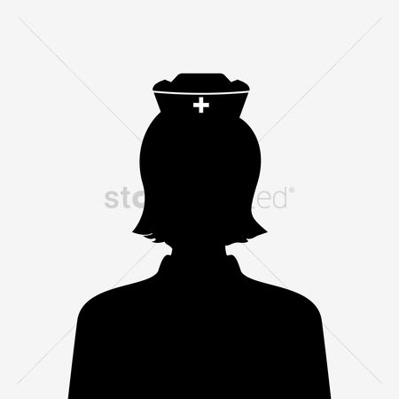 450x450 Free Nurse Hat Stock Vectors Stockunlimited