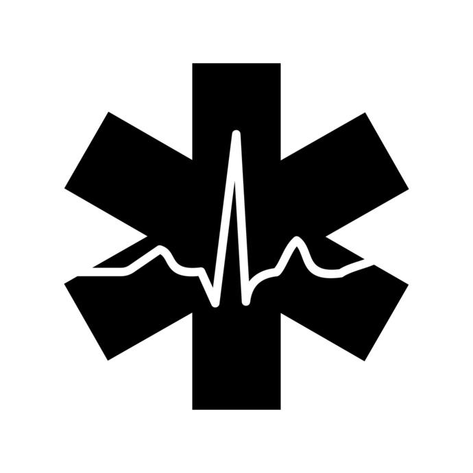 Nurse Silhouette Vector