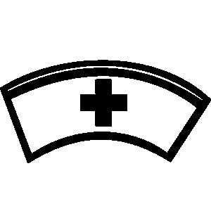 300x300 Nurse Hat Clipart Free Amp Nurse Hat Clip Art Free Images