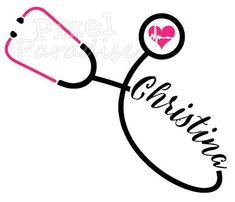 235x202 Nurse Monogram Svg Cutting File, Nurse Desings Svg, Dxf, Cricut