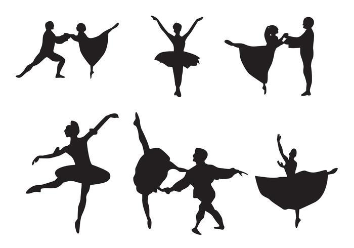 700x490 Nutcracker Ballet Vectors
