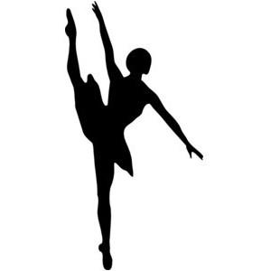 300x300 Ballerine Clipart Dance Competition