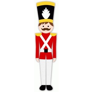 300x300 Free Toy Soldier Clipart