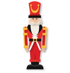 236x246 How To Draw A Nutcracker For Kids Svg Files