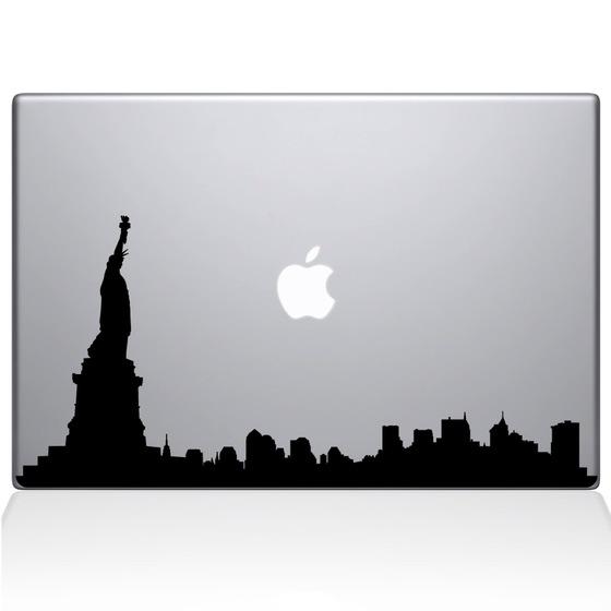 560x560 New City Skyline Ny Macbook Decal Macbook Decals The Decal Guru