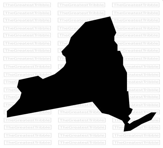 570x518 New York State Map Svg Png Jpg Vector Graphic Clip Art New York