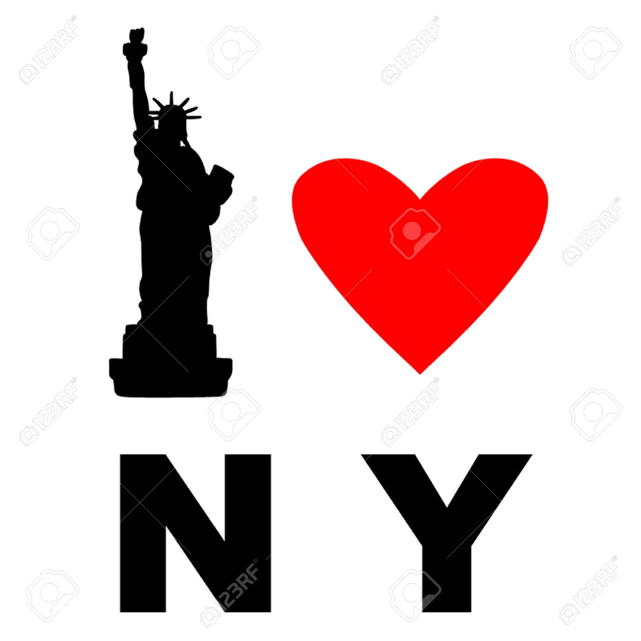 1300x1300 New York Clipart