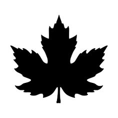 236x235 Leaf Clipart Image The Silhouette Of A Oak Leaf Home Castle