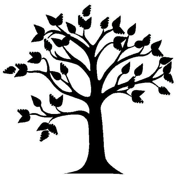 oak tree clip art silhouette at getdrawings com free for personal rh getdrawings com white oak tree graphic white oak tree graphic