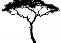 210x150 Clip Art Tree Clip Art Silhouette
